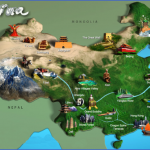 china attraction map 600 150x150 China tourist sites map
