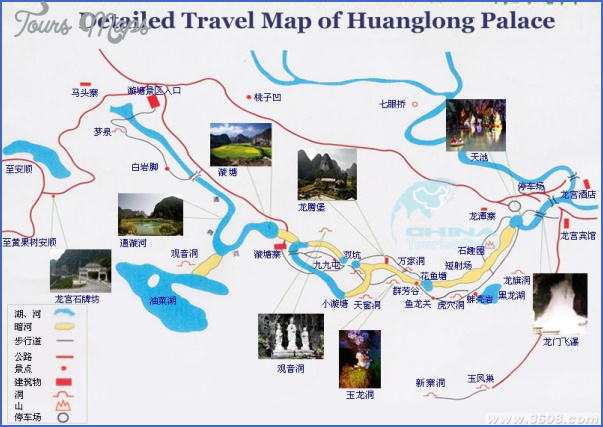 china map for travel 10 China map for travel