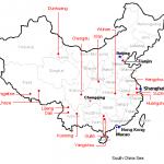 china map for travel 26 150x150 China map for travel