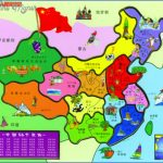 china map for travel 31 150x150 China map for travel