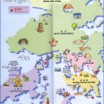 china tourist attractions map 1 150x150 China tourist attractions map