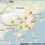 china tourist attractions map 7 150x150 China tourist attractions map