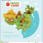 china travel vector map traditional chinese landmarks culture east asian country tourism illustration 65407825 150x150 Chinese travel map