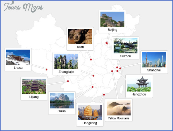 city map travel guide index Chinese travel map