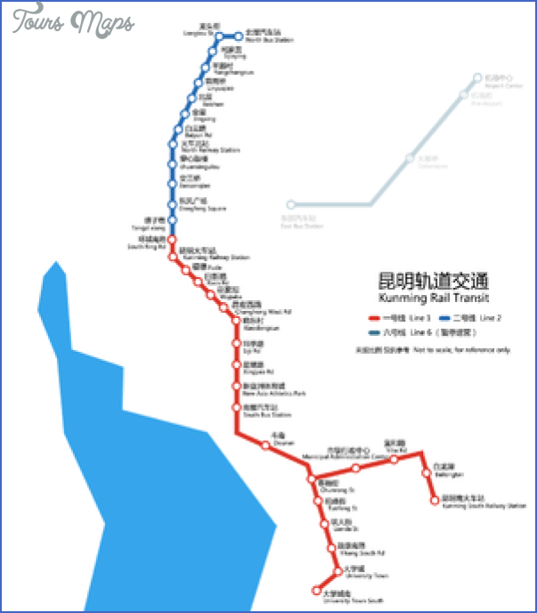 daguan lou gongyuan park map 0 Daguan Lou Gongyuan Park Map