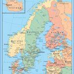 detailed political map of scandinavia 150x150 Scandinavia Map
