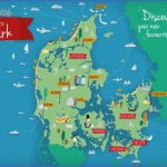 discover denmark map 150x150 Denmark Map Tourist Attractions
