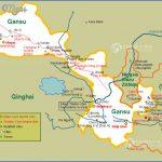 gansu tourist map 150x150 Insight travel map China