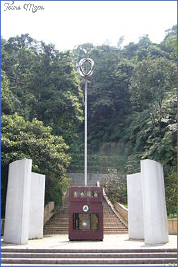 geographical centre of taiwan 15 Geographical Centre of Taiwan