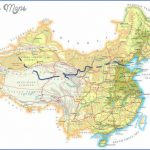 great wall china map 0 150x150 Great Wall China Map
