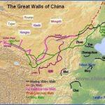 great wall china map 4 150x150 Great Wall China Map