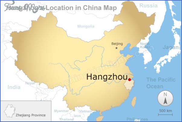hangzhou map 11 Hangzhou Map