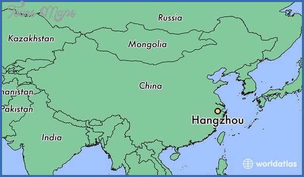 hangzhou map 5 Hangzhou Map