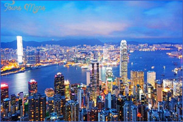 Hong Kong Guide for Tourist - ToursMaps.com
