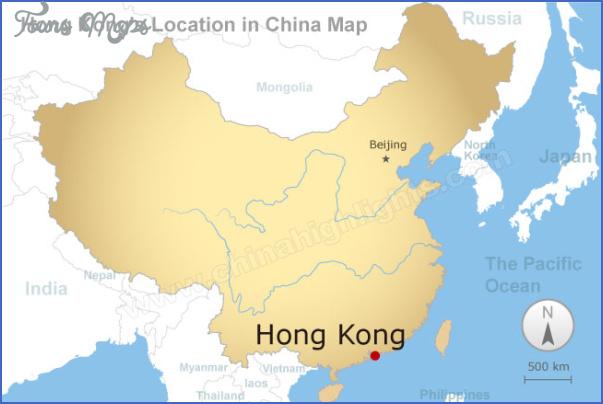 hong kong map 5 Hong Kong Map