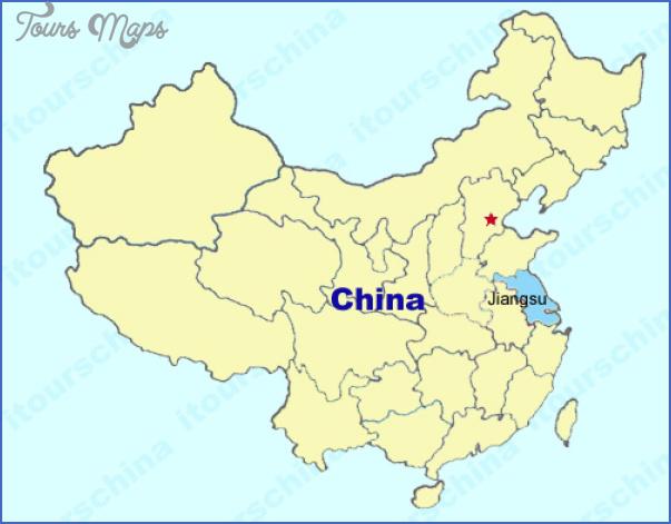 jiangsu map 2 Jiangsu Map