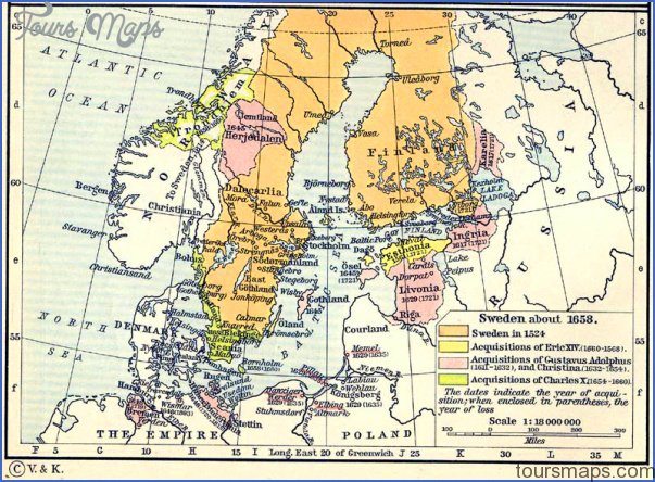 kalmar sweden map 9 Kalmar Sweden Map