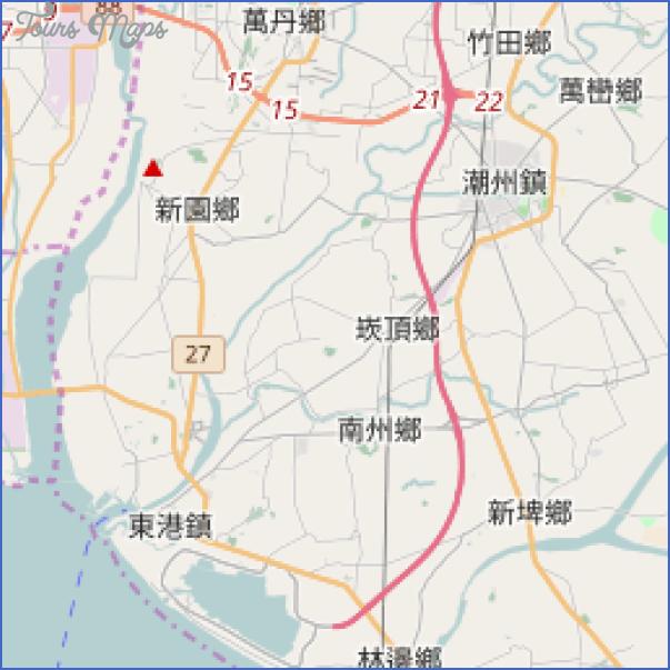kaohsiung map 31 Kaohsiung Map