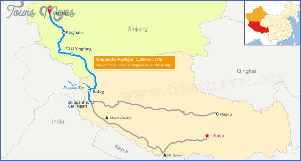 kashgar map 6 Kashgar Map