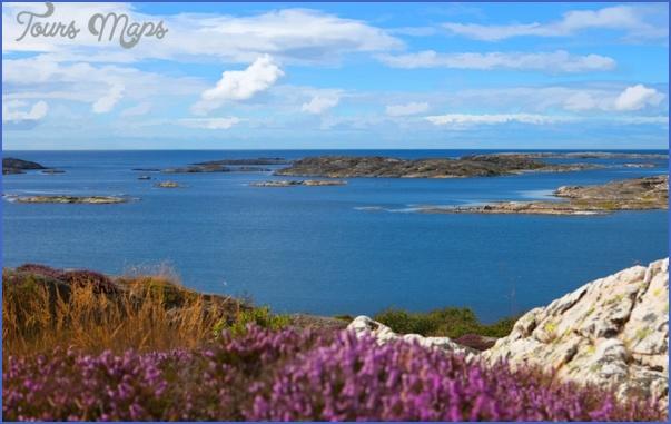 kosterhavet national park Sweden Travel Destinations