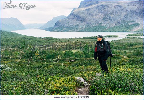 lake kaitum in northern sweden 3 Lake Kaitum in northern Sweden
