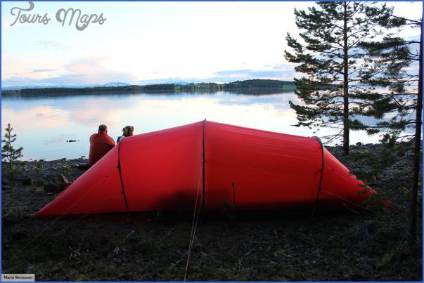 lake kaitum in northern sweden 7 Lake Kaitum in northern Sweden
