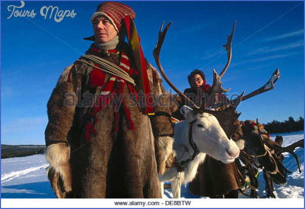 Lapps with reindeer (Northern Finland)_0.jpg