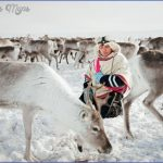 lapps with reindeer northern finland 2 150x150 Lapps with reindeer Northern Finland