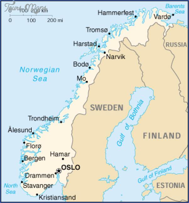 lillehammer norway map 1 Lillehammer Norway Map