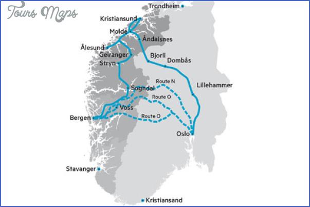 lillehammer norway map 2 Lillehammer Norway Map