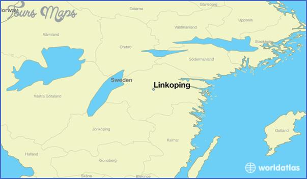 linkoping sweden map 10 Linkoping Sweden Map