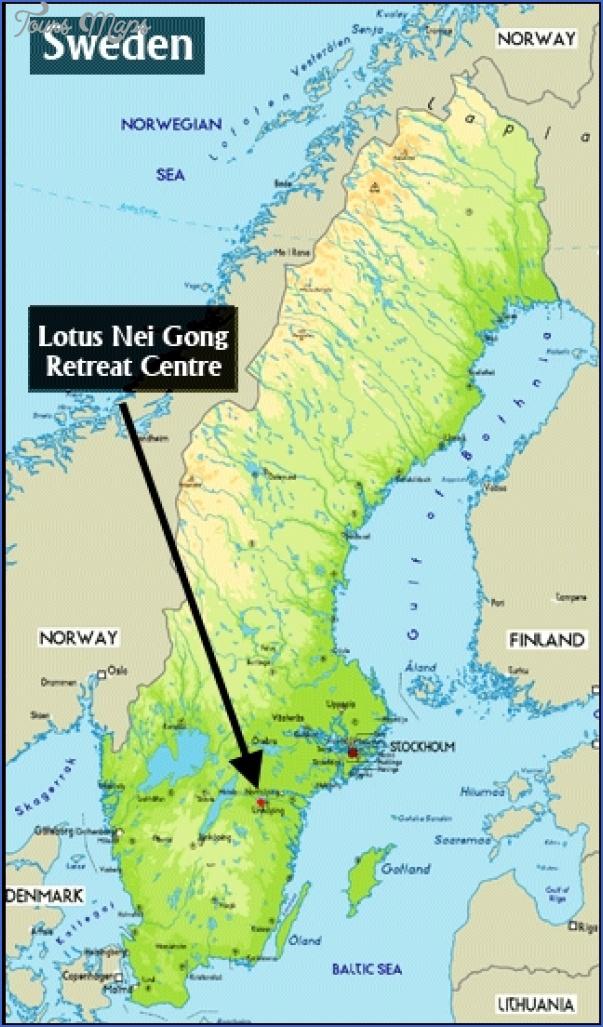 linkoping sweden map 7 Linkoping Sweden Map