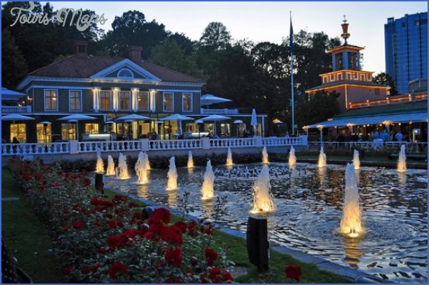 liseberg park Sweden Vacations