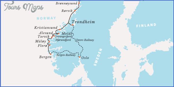 lyngenfjord norway map 4 Lyngenfjord Norway Map