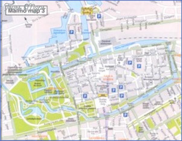 malmo sweden map 11 Malmo Sweden Map