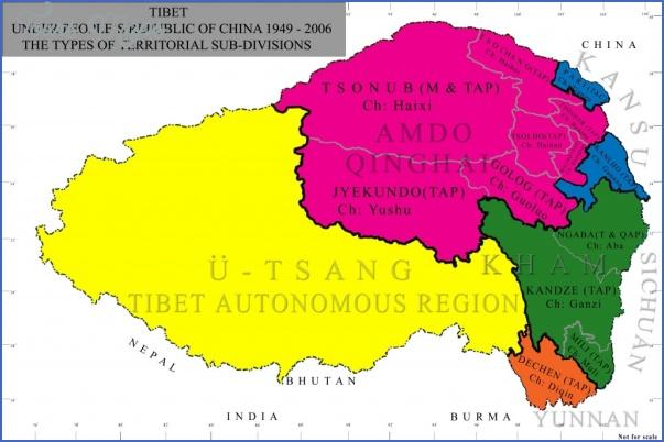 map 1024x682 Tibet Map
