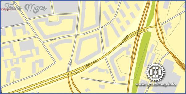 map aarhus denmark citiplan 3mx3m ai 1 Arhus Denmark Central Jutland Map