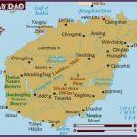map of hainan dao 150x150 Hainan Map