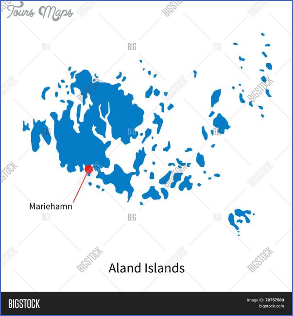 mariehamn aland islands map 0 Mariehamn Aland Islands Map
