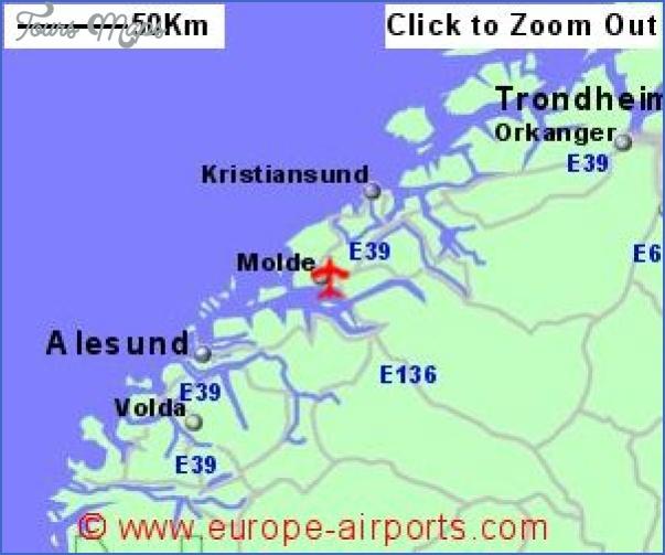 molde norway map 5 Molde Norway Map