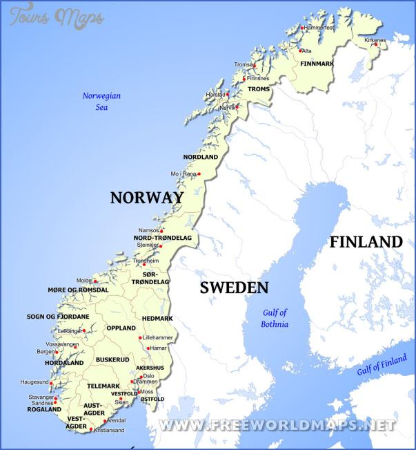 molde norway map 6 Molde Norway Map