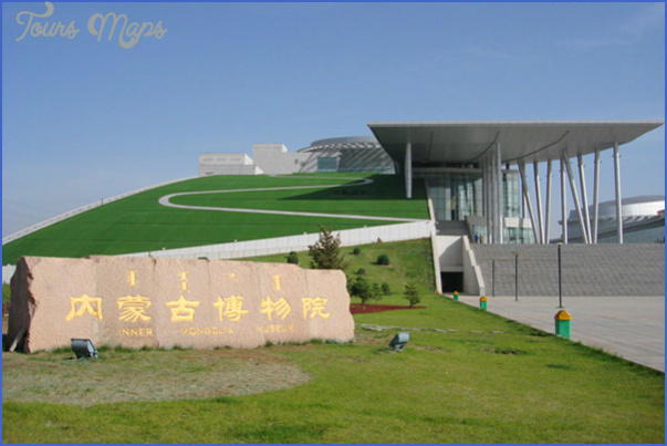 museum of inner mongolia 0 Museum of Inner Mongolia