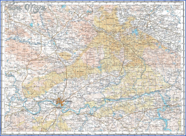nanning map 11 Nanning Map