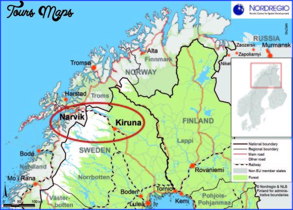 narvik norway map 14 Narvik Norway Map