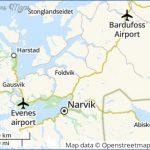 Cheap Flights to Narvik, Norway - Euroflights.info