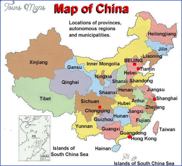ningxia map 7 Ningxia Map