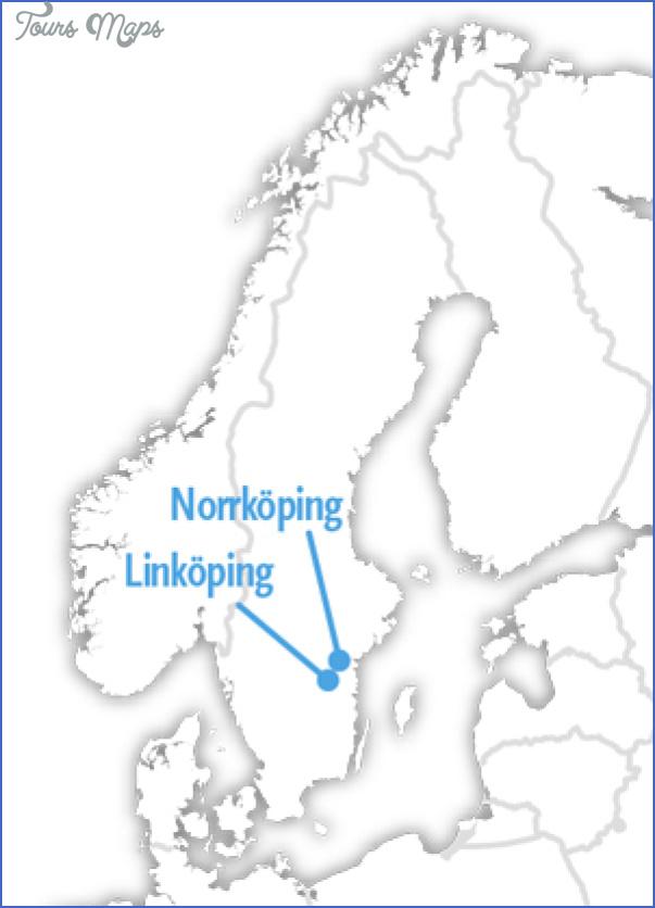 norrkoping sweden map 7 Norrkoping Sweden Map