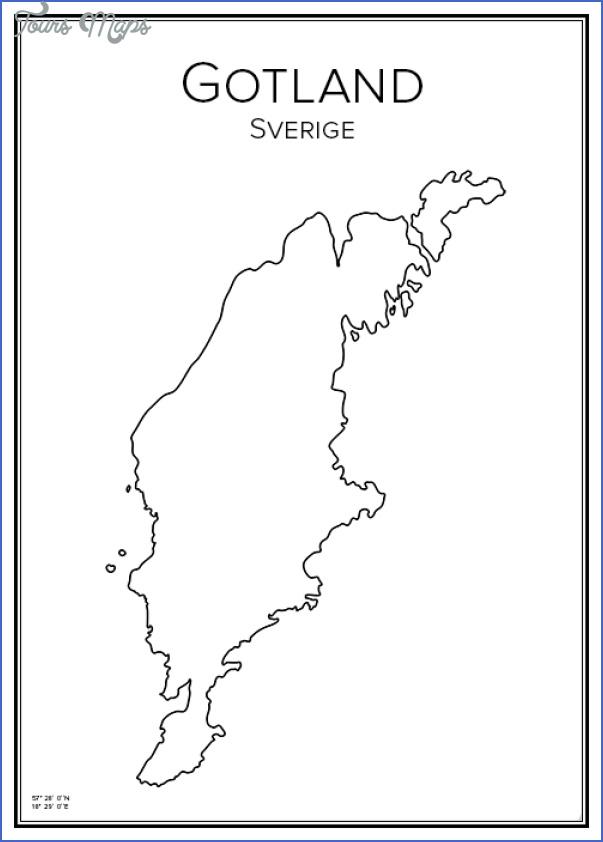 oland sweden map 14 Oland Sweden Map