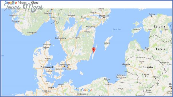 oland sweden map 19 Oland Sweden Map