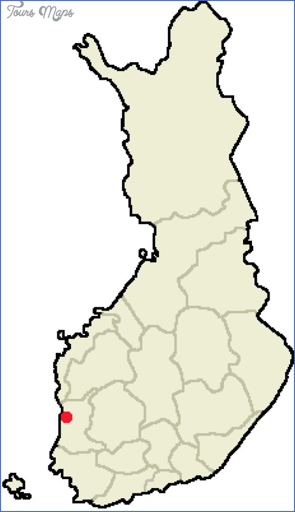 pori bjorneborg finland map 11 Pori Bjorneborg Finland Map